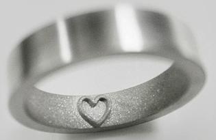 [飾品設計]魔鬼藏在細節的甜蜜蜜戒指