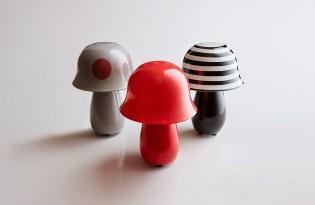 [燈飾設計]超可愛小蘑菇檯燈