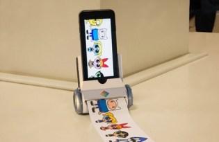 [產品設計]Printeroid行動裝置印表機