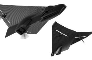 [產品設計]碳纖維紙飛機空拍器
