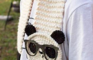 [產品設計]愛不釋手的超可愛創意圍巾
