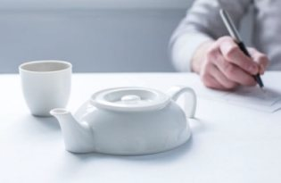 [茶具設計]潛水茶壺