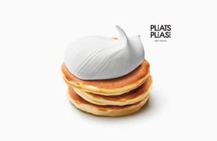 [視覺攝影]魔法布料食物擬真藝術