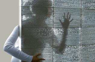 [工業設計]透明水泥牆「FIBROTRANS」