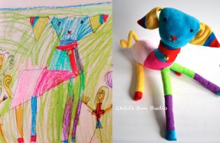 [文創設計]化腐朽為神奇的「夢想插畫玩偶」