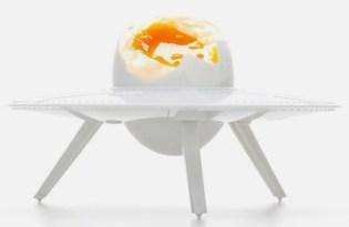 [文創設計]UFO飛碟水煮蛋模具
