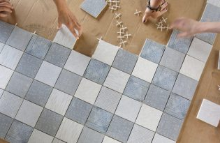 [室內設計]Mutina幾何復古磁磚