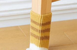 [文創設計]超萌療癒「喵星人椅腳套」