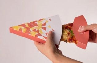 [包裝設計]披薩新包裝Toss