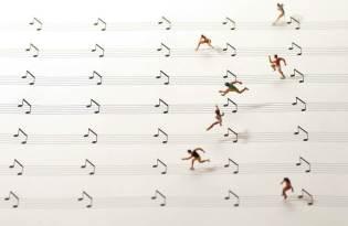 [視覺傳達]Tatsuya Tanaka小人世界攝影藝術