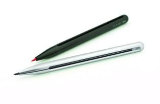 [文具設計]極簡風金屬質感鉛筆