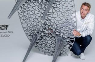 [家具設計]3D RP列印椅