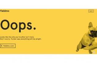 [網頁設計]404錯誤頁面視覺藝術