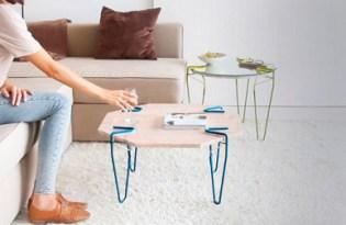 [產品設計]SNAP模組化桌椅腳