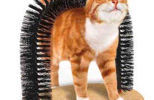 [產品設計]Purrfact Arch貓咪拱形蹭毛器