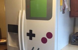 [文創設計]任天堂冰箱磁鐵