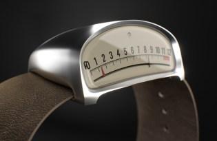[產品設計]Drive刻度盤手錶