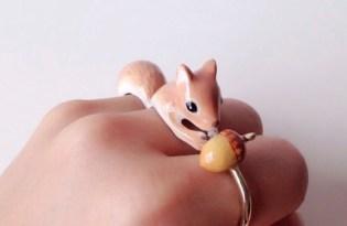 [文創設計]merryme可愛寵物戒指