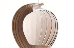 [家具設計]25 Lamp瑞典木扇意象燈