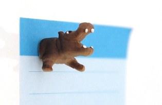 [文具設計]超萌的創意動物書籤