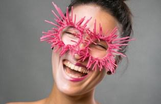 [產品設計]3D列印創意眼鏡