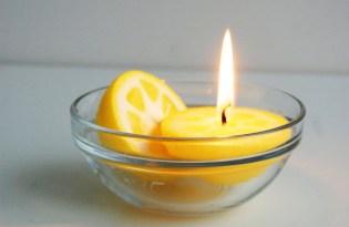 [文創設計]LessCandles水果精油蠟燭
