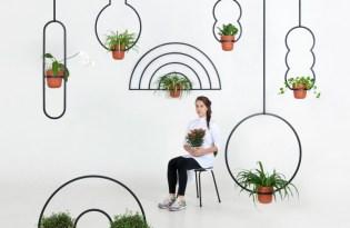 [設計工藝]莫斯科出品「線條裝飾花盆」