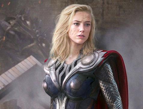[電影創意]超級女英雄造型設計