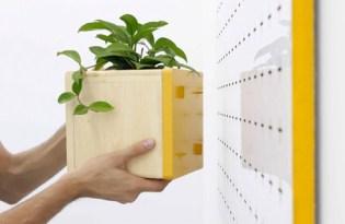 [家具設計]模組化創意壁板櫃