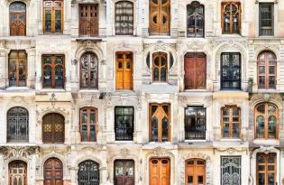 [家具設計]葡萄牙出品「歐洲門窗攝影集」