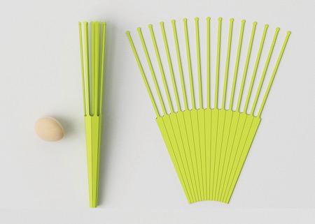 [廚具設計]Geisha竹簾式攪拌器