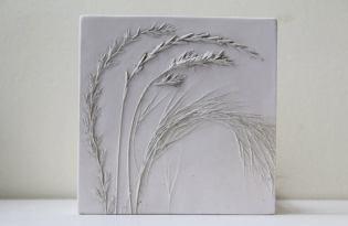[文創設計]植物石膏壓模裝置藝術