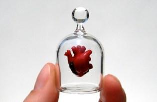 [文創設計]裸空玻璃裝置藝術