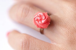 [文創設計]西班牙出品「紙戒指花藝術」