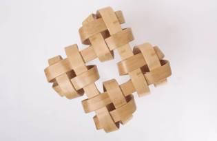 [家具設計]中國結竹編椅