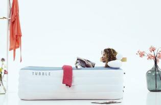 [衛浴設計]荷蘭出品「TUBBLE充氣式浴缸」