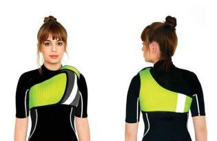 [產品設計]波蘭出品「IUW胸型救生衣」