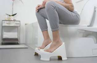 [產品設計]TURBO Footstool腳踏助便器