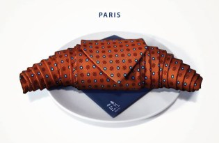 [創意行銷]Marinella美食領帶