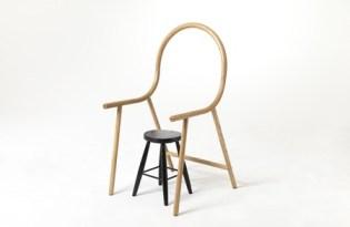 [家具設計]扶手椅裝置藝術