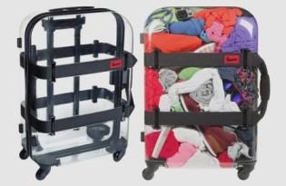 [產品設計]Crumpler透明行李箱