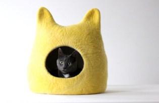 [家具設計]俏皮可愛貓窩