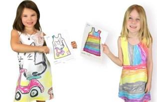[文創設計]兒童連身裙設計計畫