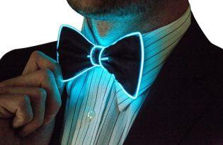 [產品設計]Neon Nightlife發光霓虹領結