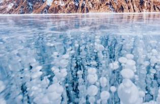 [大自然景點]西伯利亞貝加爾湖冰鋒攝影集