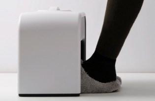 [產品設計] 83Design出品「腳丫烘烤機」