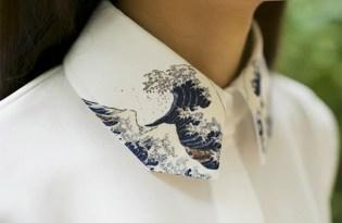 [服飾設計]百變襯衫領口新潮流
