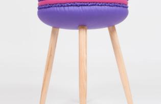 [家具設計]Macaron馬卡龍凳子