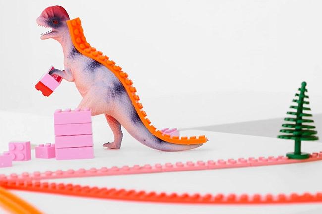 [玩具設計]Nimuno Loops樂高積木膠帶