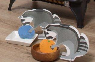 [文創設計]可愛動物加濕器裝置藝術